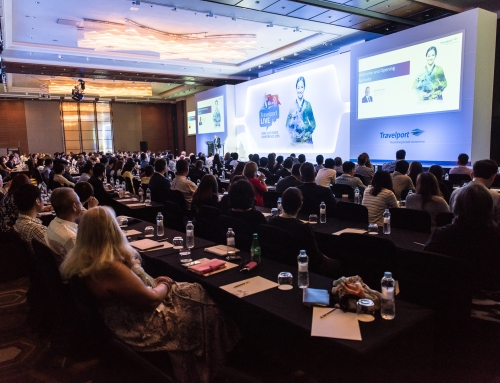 Travelport's APAC CUSTOMER CONFERENCE 2015